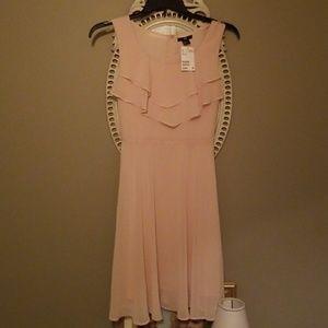 Brand New Blush Pink Dress